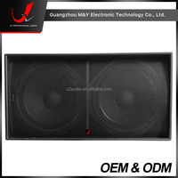 F218B-Double Magnet Woofer F218 1000W Subwoofer