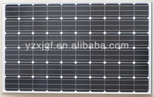 high efficiency and low price 250W mono solar panel