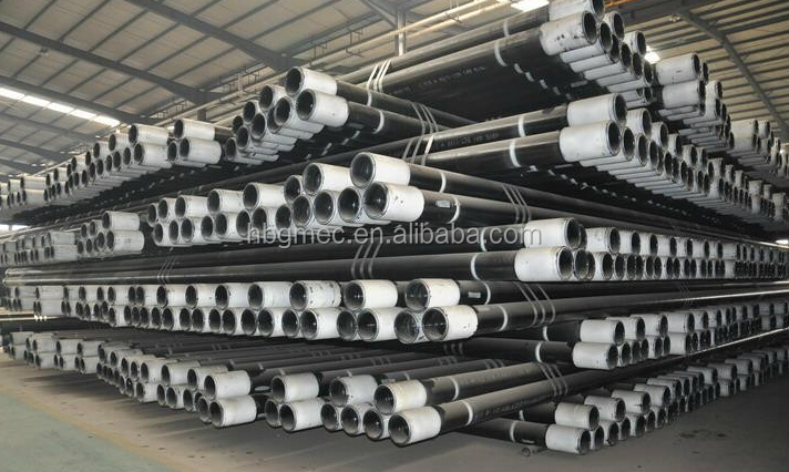 Factory Supply seamless steel oil well casing pipe for gas pipe