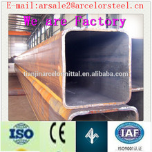 JIS STKR490 rectangular steel tube/ pipe Products