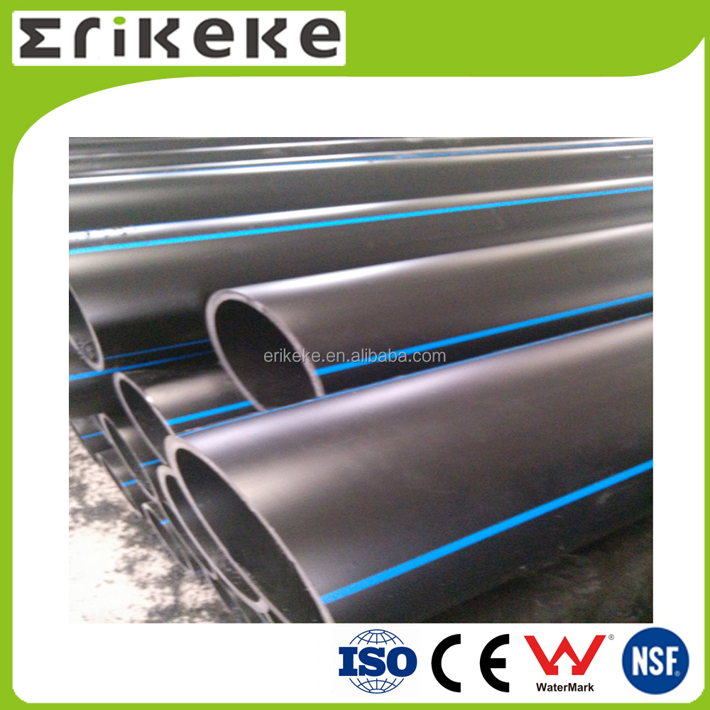 PE80 PE100 polyethylene hdpe pipe price list