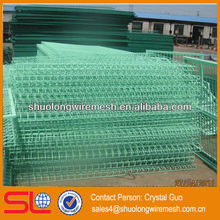 China Suppler Plastic coated wood fencing,concrete fence designs