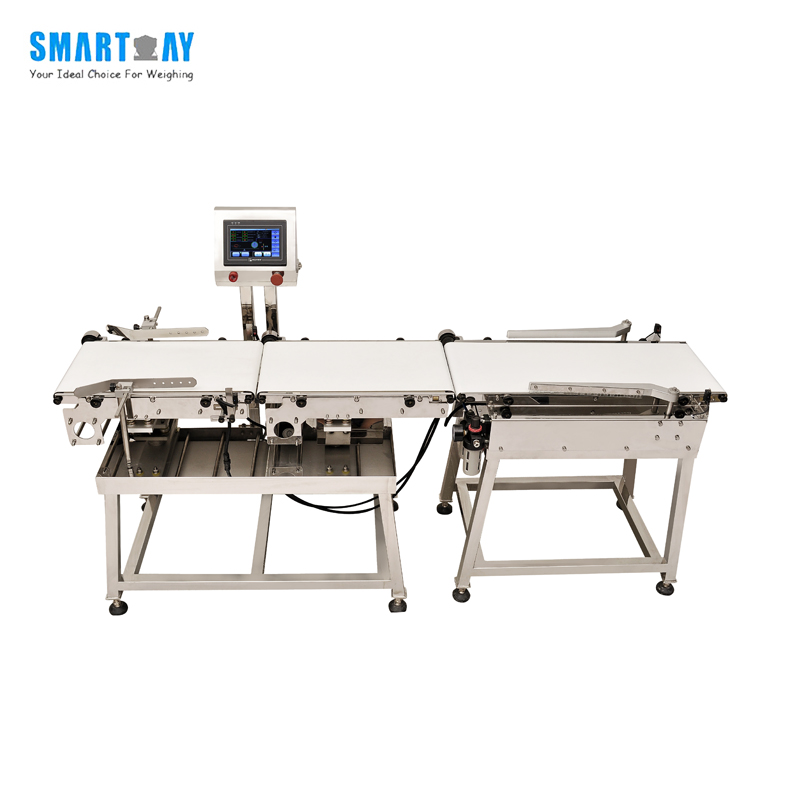 SW-C220 Seafood Auto Check Weigher for rejection
