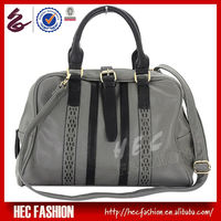 2013 Trendy Designer Inspired Grey Patchwork Handbags Ladies