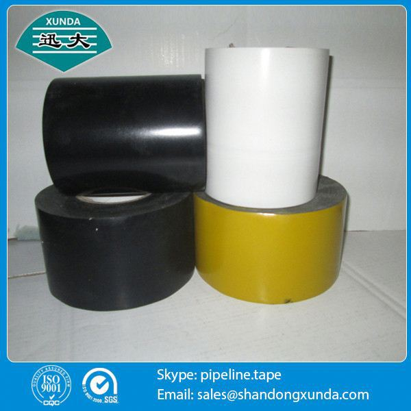 anti-corrosion butyl rubber adhesive anticorrosion tape for gas pipe