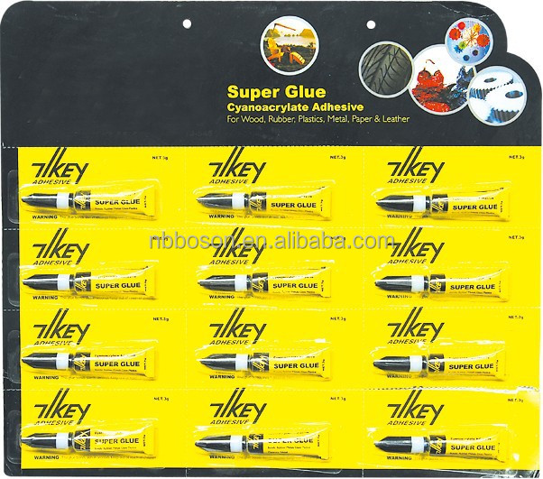 12 pcs super glue for electronic component