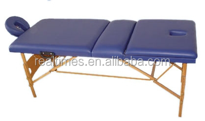 WT-6609 spa folding massage bed facial bed with price Wintimes facial bed