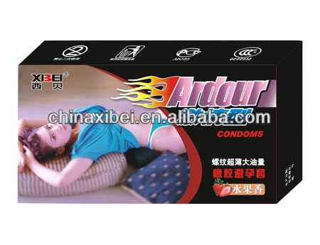 female condom brands Xibei with all condom sizes