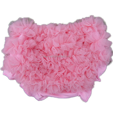 Cotton chiffon plain baby wool diaper cover for sale