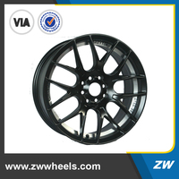 ZW-XJ151 New design alloy wheels rims for sale, 17 inch 5x114.3 rims