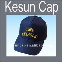2012 Custom embroidery low profile sports cap
