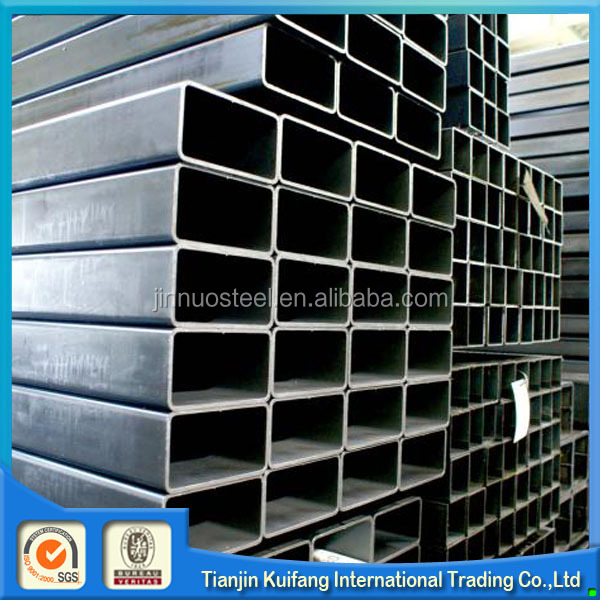 square steel/heavy wall steel pipe/square iron pipe
