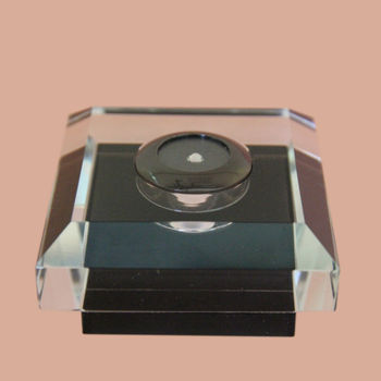 Newest Used decorative counter acrylic loose diamond holder for jewelry