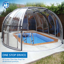 outdoor solarium circular winter gardens conservatory natural light glass tiny house aluminum balcony sun rooms