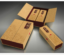 Luxury Two bottle corrugated box carrier