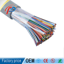 100 Pair CAT3 CAT5 CAT6 UTP Lan Cable Indoor outdoor Telephone Cable