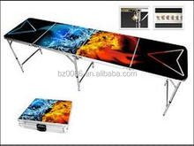 NEW outdoor and indoor waterproof beer ping pong table