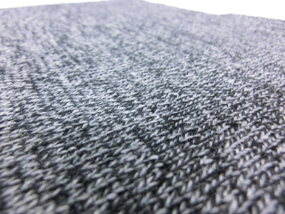 zhejiang fabric supplier fashion fabric knit sweater fabric bonding fleece that has good hand feeling