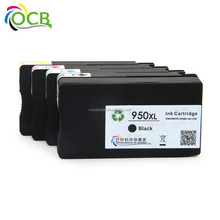 Ocbestjet for HP 950XL recycle original ink cartridges with dye inks
