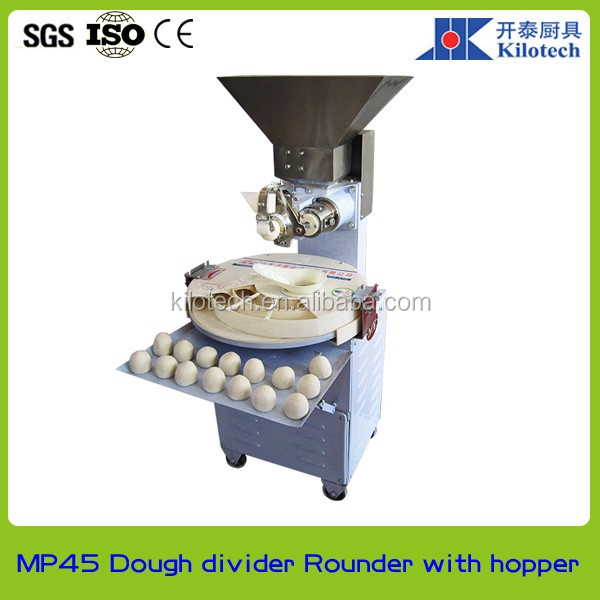 Dough Divider Rounder / Dough Ball Making Machine for Bakery