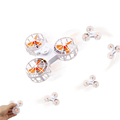 Wholesale China Suppler Plastic Air Lighter Flying Wind Spinner For Kid Adult