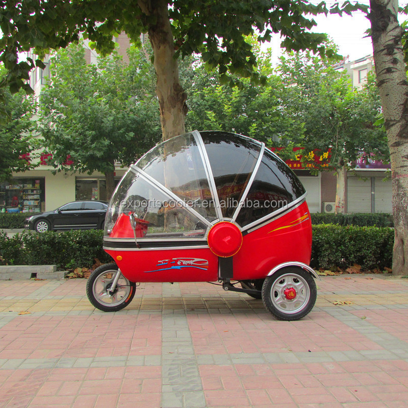 BUBBLE electric vehicle for disabled electric passenger vehicles