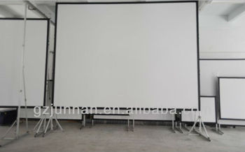 100 inch inflatable projector screens