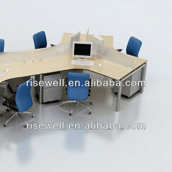 HPL laminate top formica executive office furniture