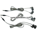Promotional in-ear earphone with high quality