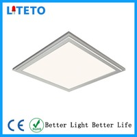 Building lighting CE 26w 36w dimmable 2x2 led drop ceiling light panels