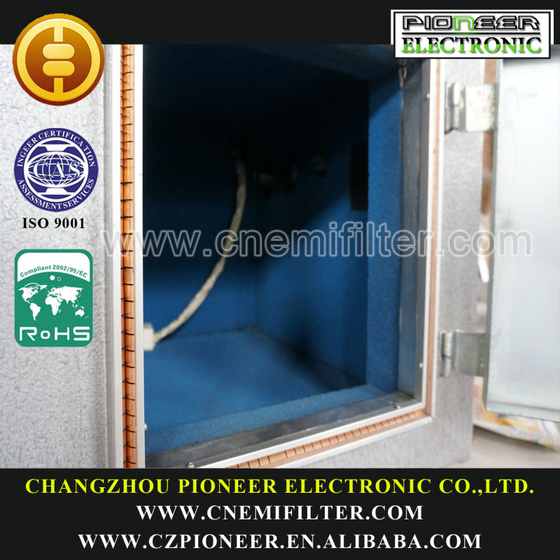 600*700*600mm EMI Shielding box