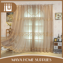 Good price standard size manufactured household arabic curtains for home