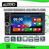NEW model 2 DIN 6.2'' touch screen universal autoradio with gps and bluetooth