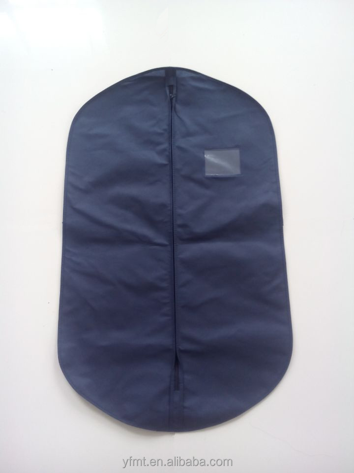 Non-woven suit Garment Bag for packaging