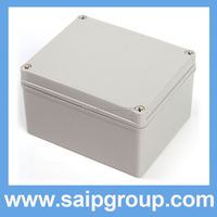 Hot sale new design aluminum din rail enclosure DS-AG-1417(140*170*95)