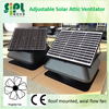 VENT TOOLS SUNNY ROOF FAN Solar Panel Powered Roof Top Gable Attic Ventilator Fan 30W Turbo Solar Heat Extractor