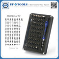 64 in 1 Screwdriver Bit Set For iPad Phone Repair Tools, Speical Bits Y, Star, Torx With Hole