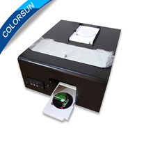Printing Machine R330 Auto Inkjet PVC Card Printer for 120 PCS ID Card