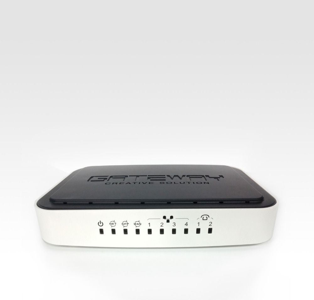 FTTH CPE VoIP gateway wireless router for home users, SOHO and small business