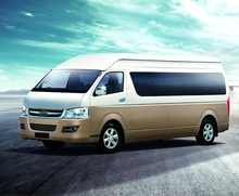 CHTC MOTOR Luxury MPV C6 10-18 seats passenger car logistic van