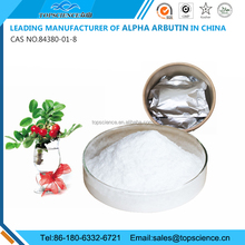 Manufacturer and Factory Supply Bearberry Extract Buy Alpha Arbutin