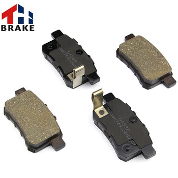 High quality rear disc brake pad for BYD F6 1.2T 1.6L 2.0T D1336 0986494338 43022-TA0-A00 GDB3482