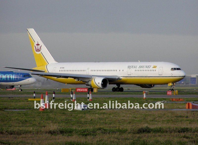Air Shipping Service to Jeddah,Saudi Arabia from Guangzhou,China by BI(Royal Brunei Airlines)