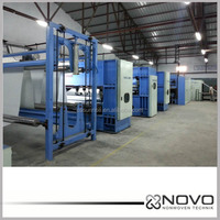 Geotextile Fabric Production Line Nonwoven Machine