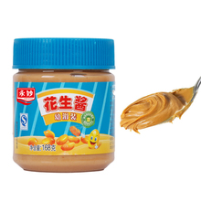 168g Chinese canned private label peanut butter with cooking sauce seasoning