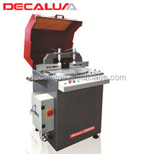Manual Any Angle Single Head Aluminium Window Profile Cutting Saw Machine