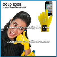 2013 most Fashionable screen TOUCH glove Bluetooth glvoe for iphone ,samsung ,Nokia ect.