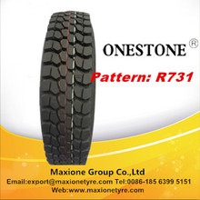 Bestsale doublestar ornet truck tyres with top quality
