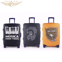 Custom Factory 300g durable luggage cover protector For Shopping Mall with Long Service Life