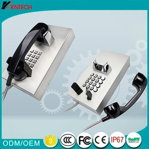 KNZD-05 Big Button SIP Phone with 12 Key Keypad, Emergency IP Call Station